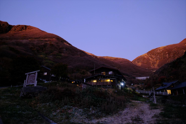 【紅葉登山】くじゅう連山(三俣山) (1)