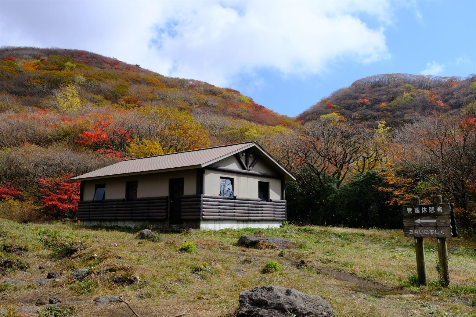 【紅葉登山】くじゅう連山(大船山) (25)
