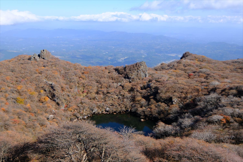 【紅葉登山】くじゅう連山(大船山) (52)