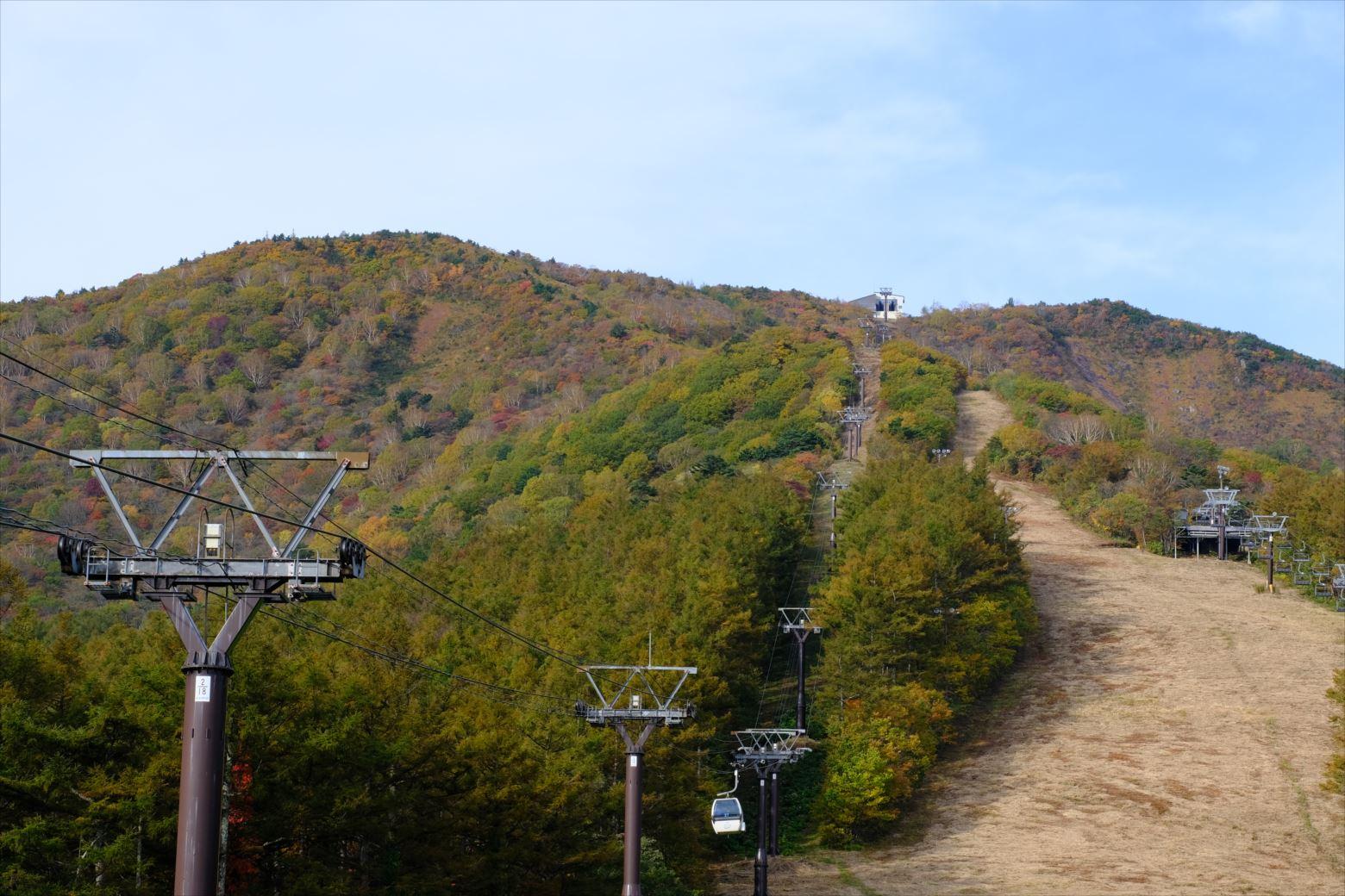 【紅葉登山】安達太良山 (49)