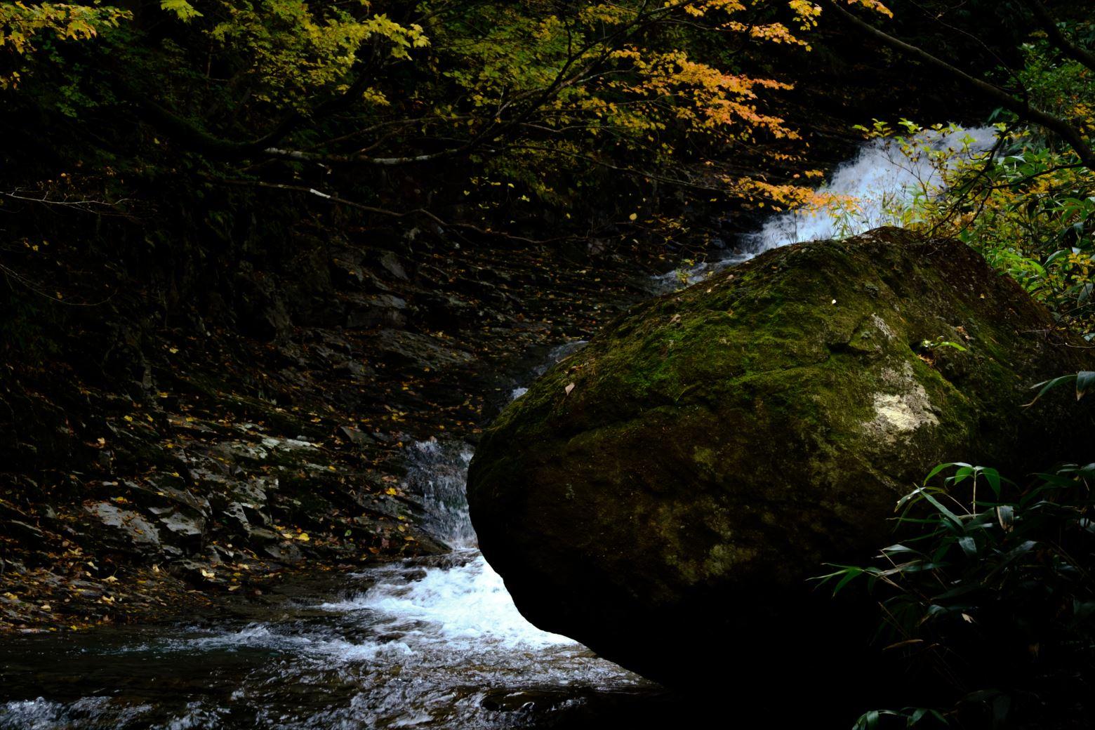 【紅葉登山】安達太良山 (90)