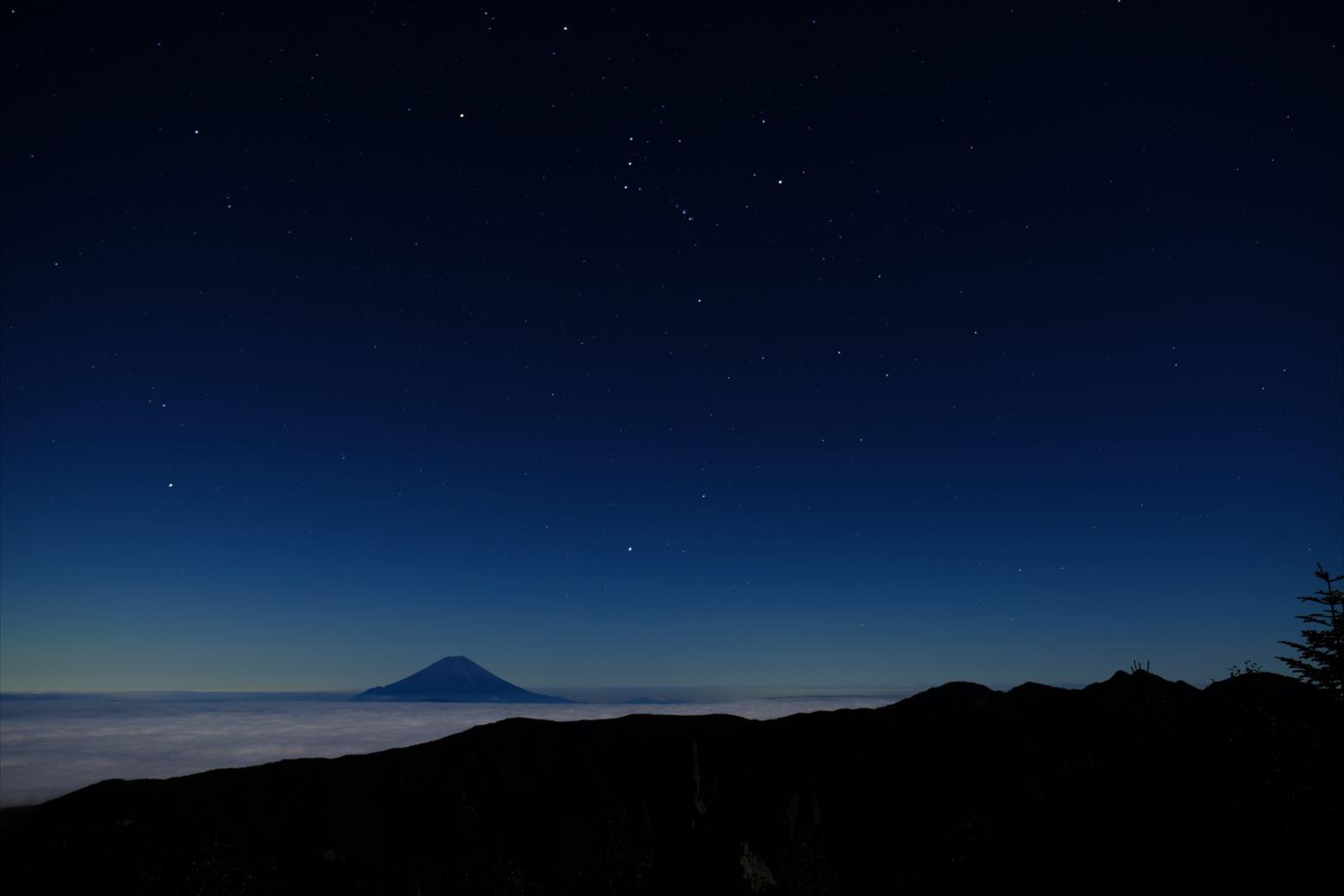 【秋山登山】赤石岳・荒川三山 (156)