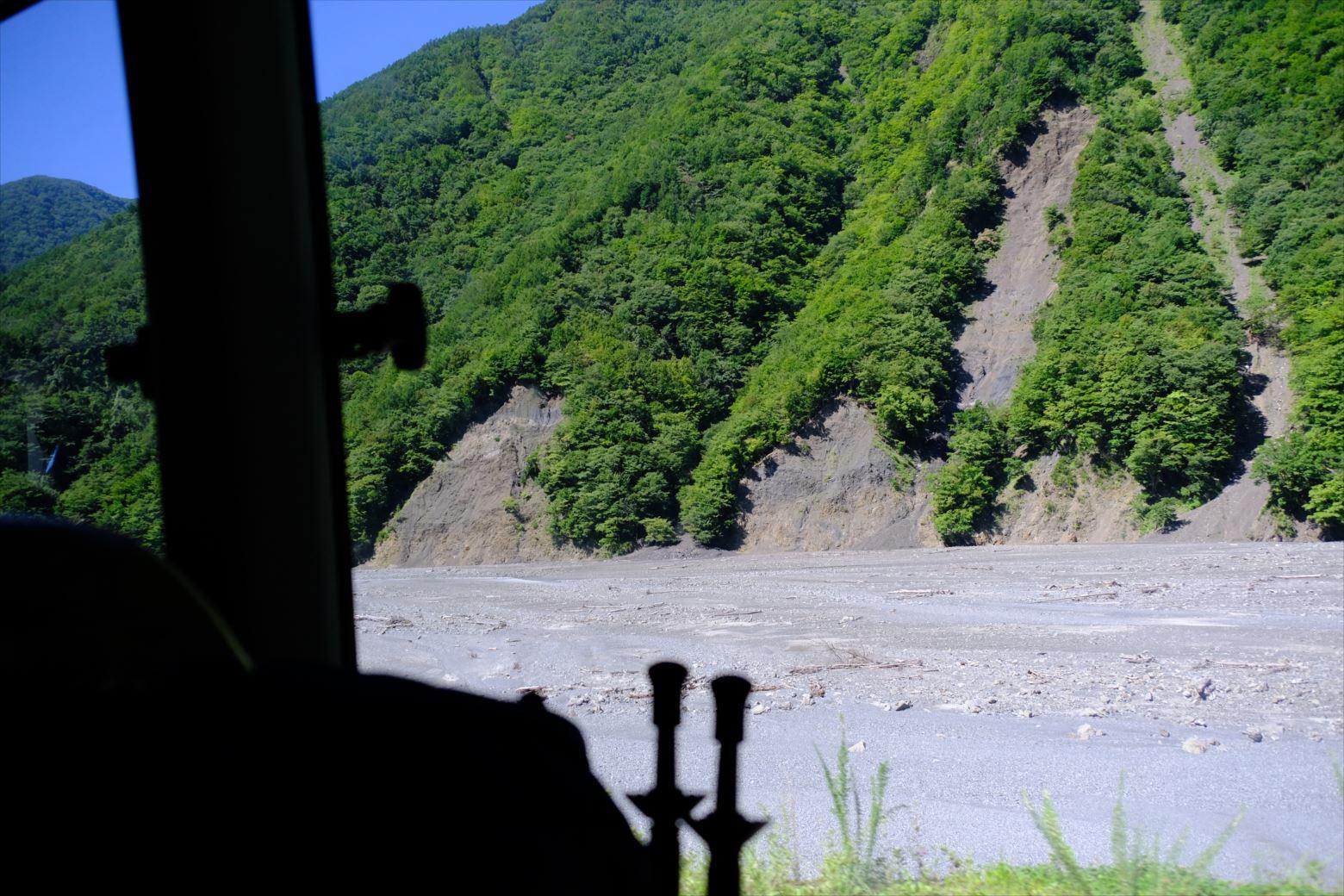 【秋山登山】赤石岳・荒川三山 (181)