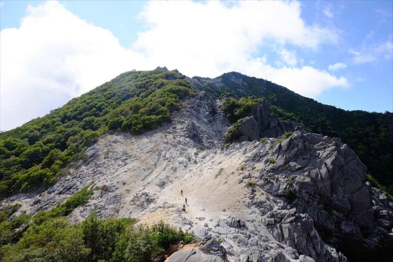 【秋山登山】鳳凰三山 (38)
