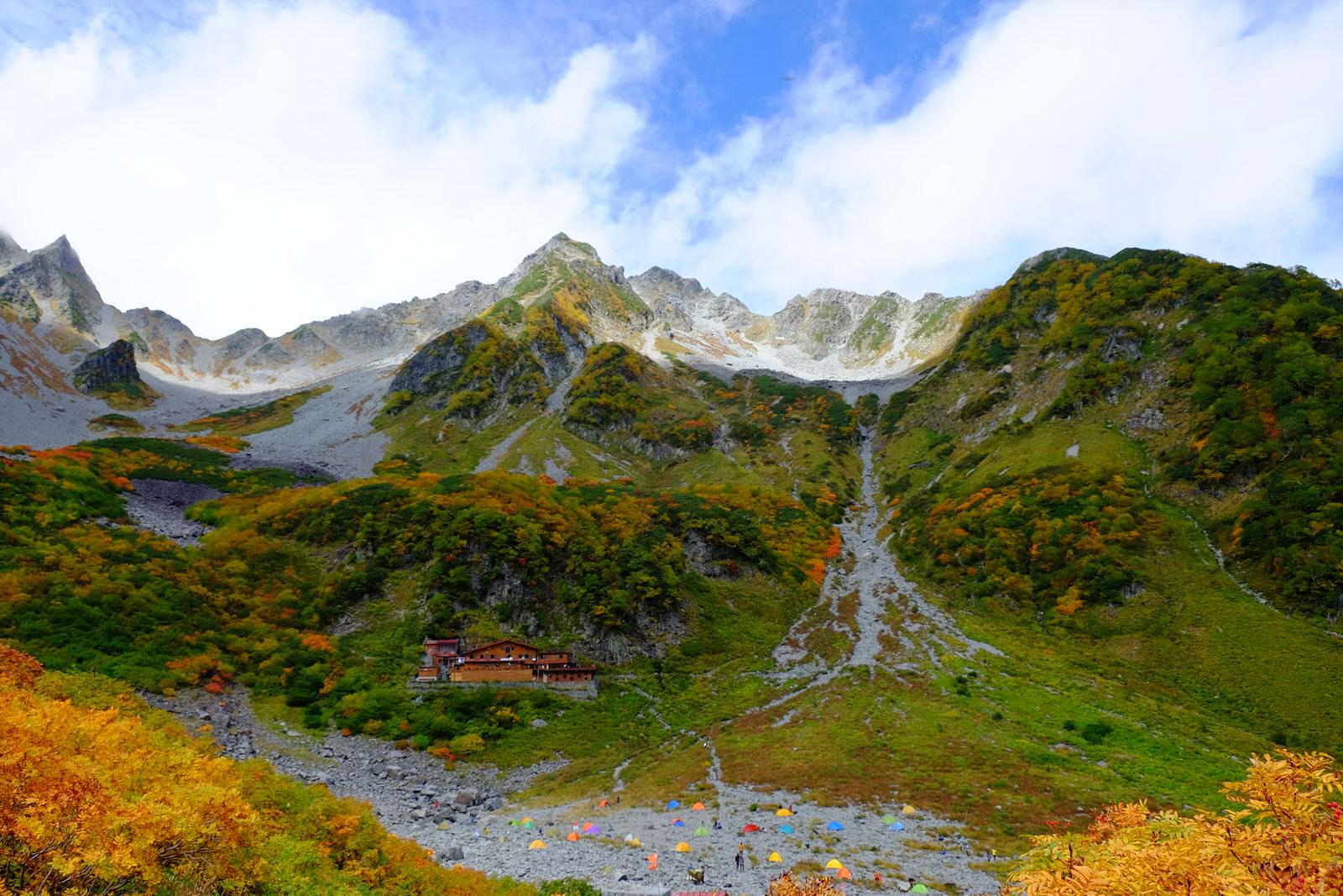 【レビュー】富士フイルムのキットレンズ・XF18-55mmで撮影した山岳写真の紹介