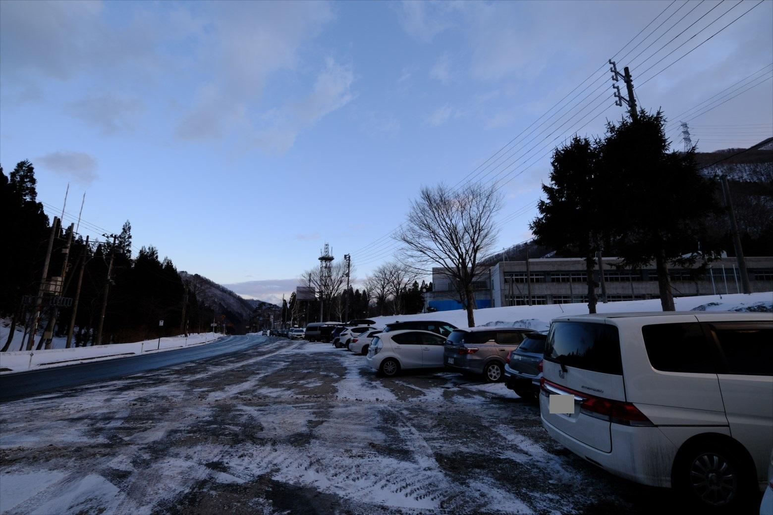【厳冬期・雪山登山】仙ノ倉山 (1)