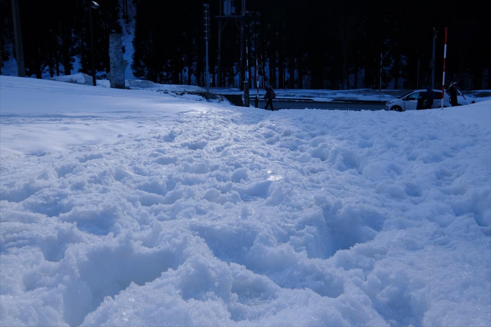 【厳冬期・雪山登山】仙ノ倉山 (49)
