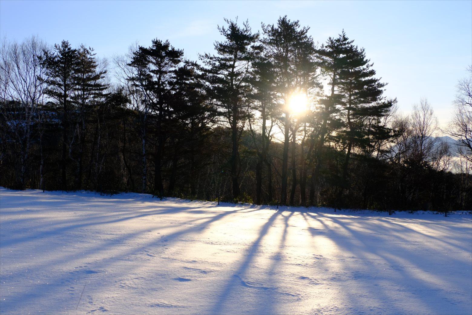 【厳冬期・雪山登山】四阿山 (12)