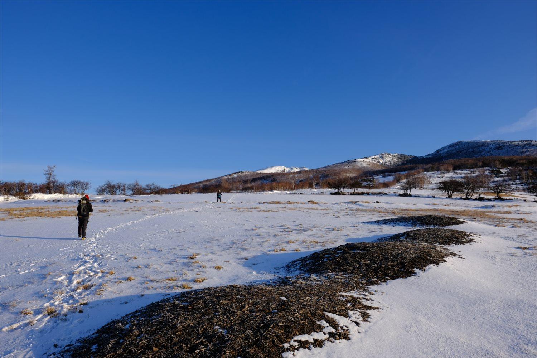【厳冬期・雪山登山】四阿山 (18)