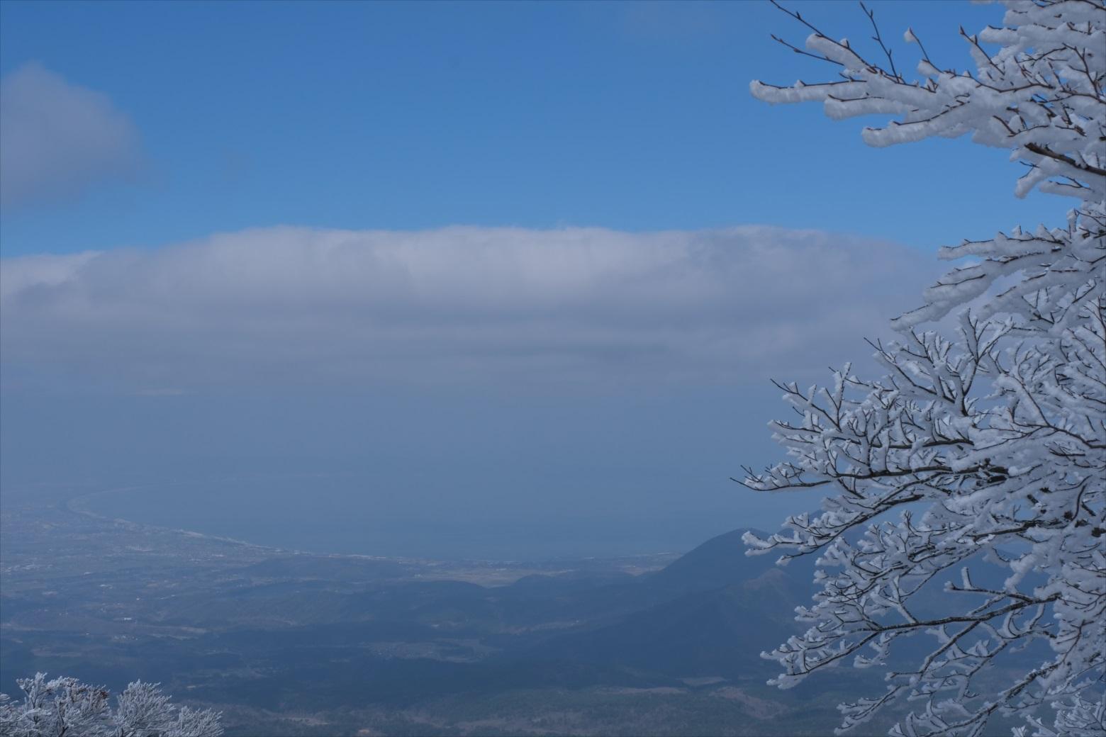 【残雪期・雪山登山】伯耆大山 (12)