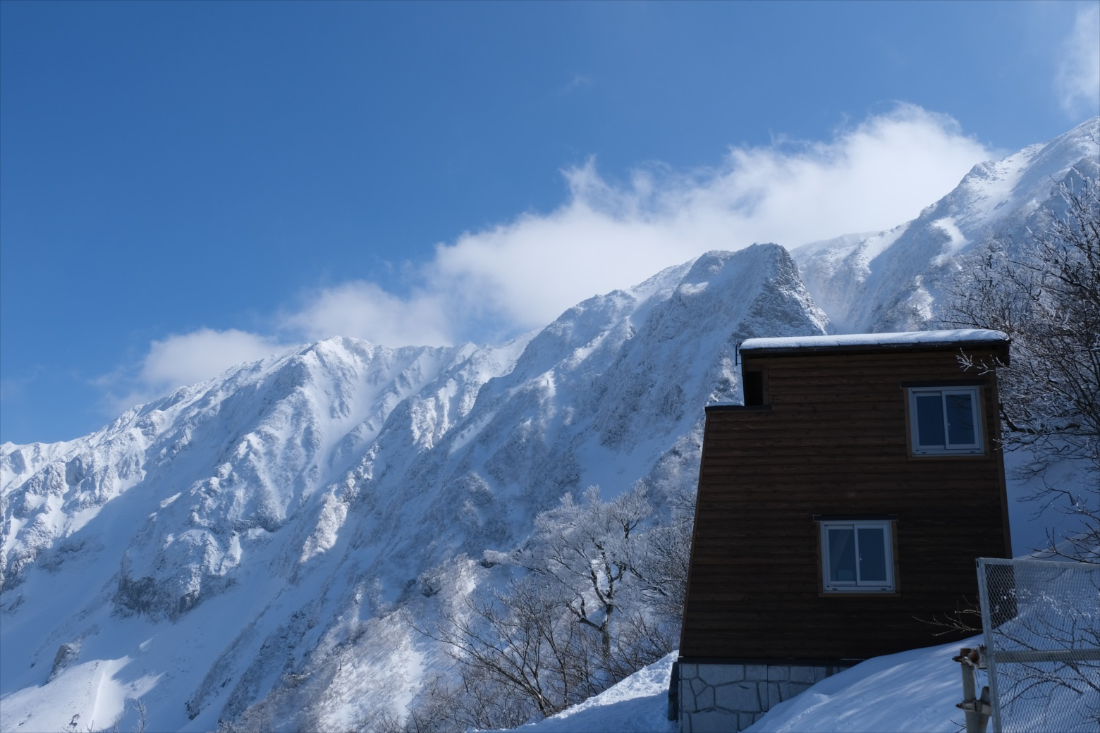 【残雪期・雪山登山】伯耆大山 (35)