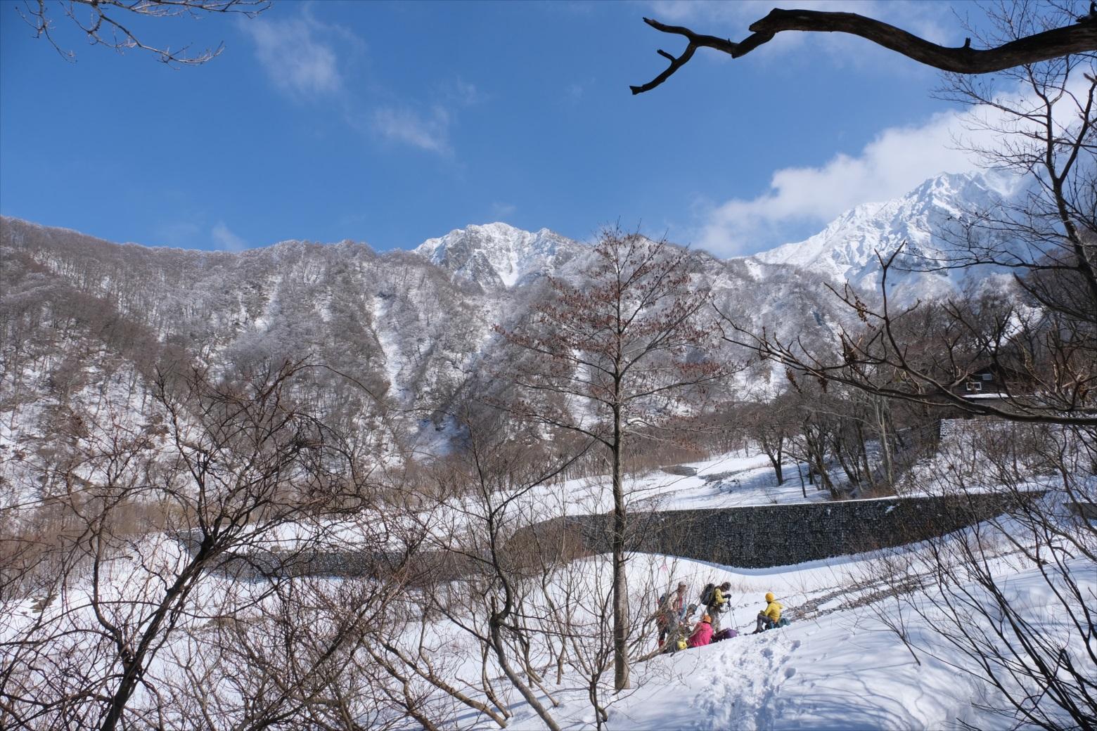 【残雪期・雪山登山】伯耆大山 (37)