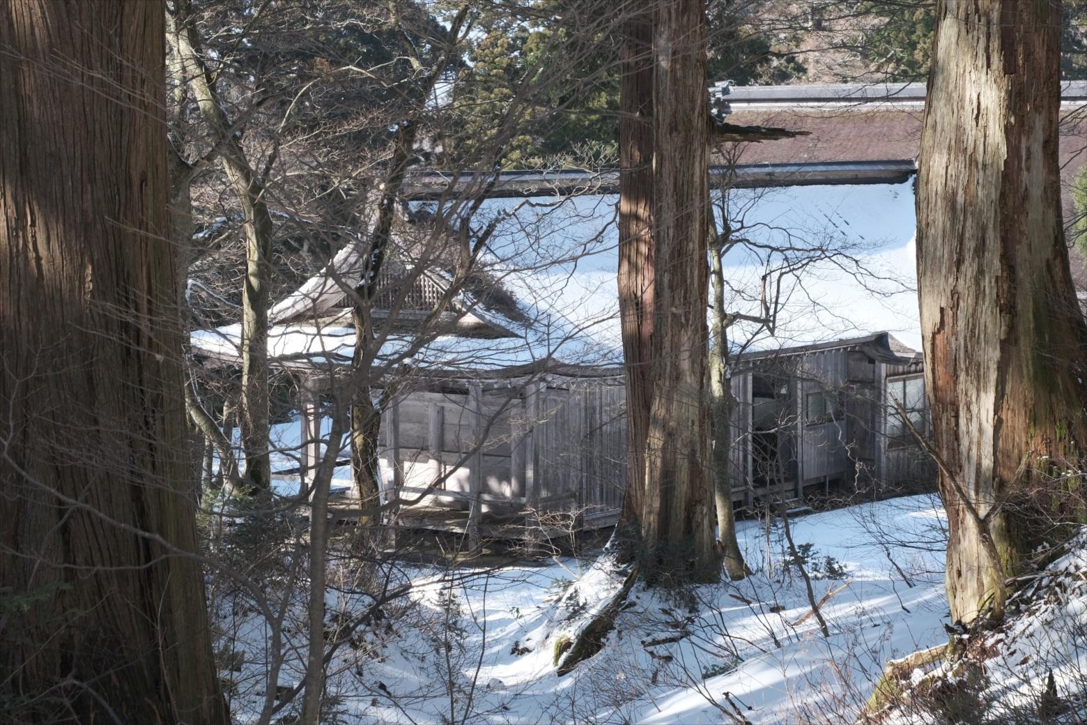 【残雪期・雪山登山】伯耆大山 (48)