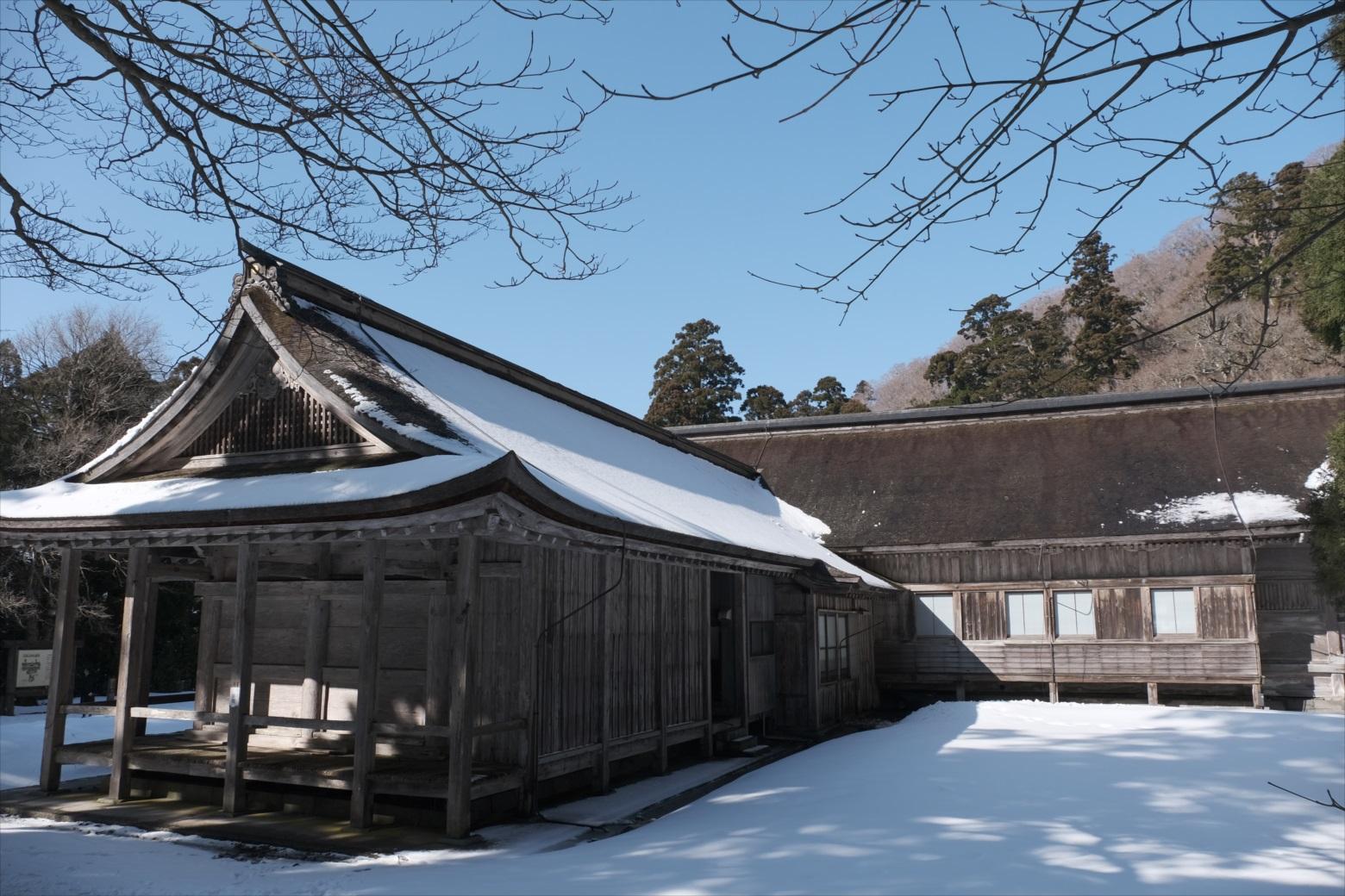 【残雪期・雪山登山】伯耆大山 (49)