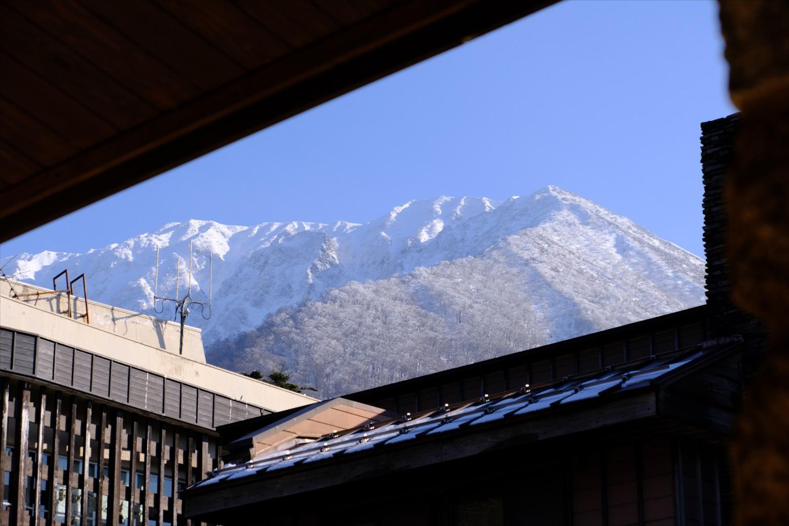 【残雪期・雪山登山】伯耆大山 (59)