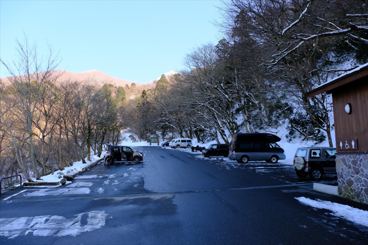 【残雪期・雪山登山】伯耆大山 (61)