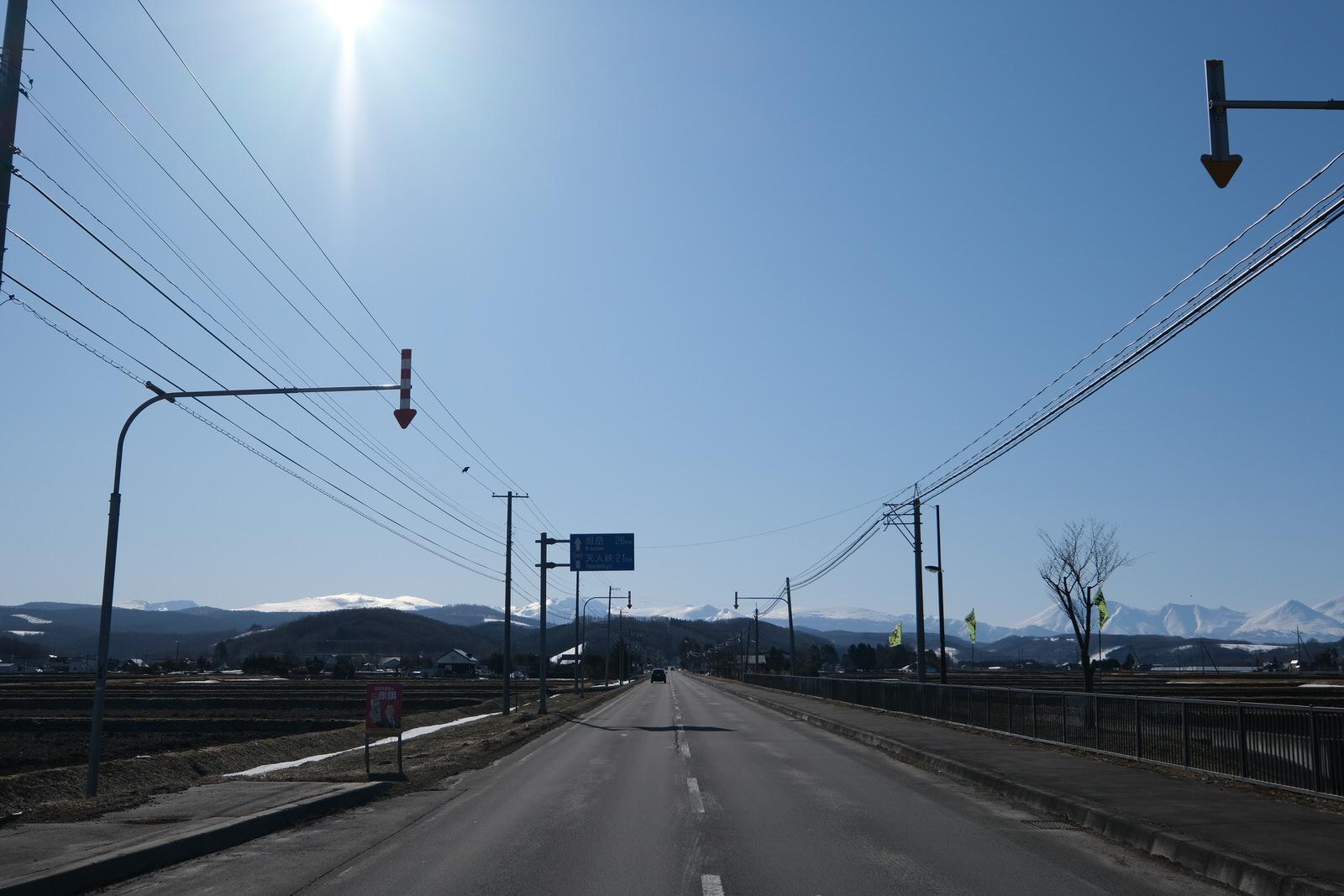 【残雪期・雪山登山】旭岳 (14)