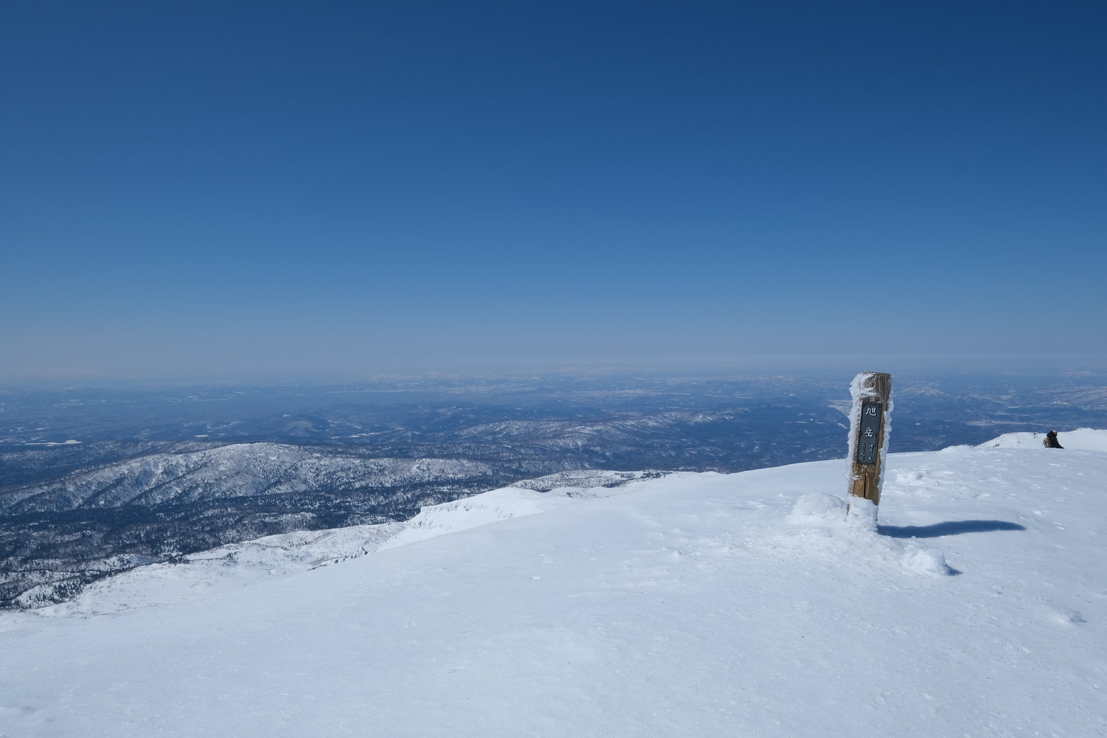 【残雪期・雪山登山】旭岳 (41)