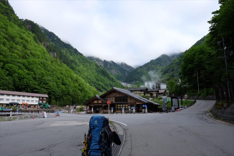 【残雪期・雪山登山】笠ヶ岳 (2)