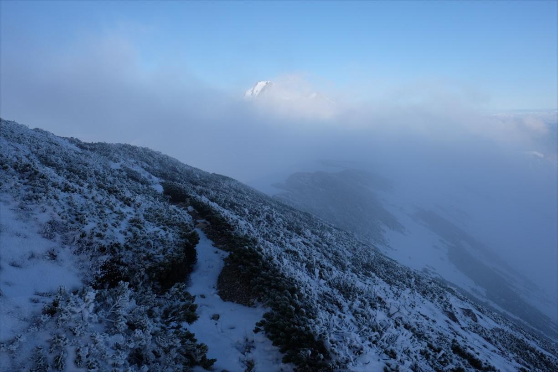 【残雪期・雪山登山】笠ヶ岳 (31)