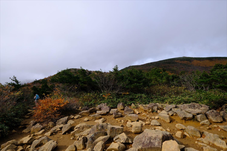 【紅葉登山】安達太良山 (55)