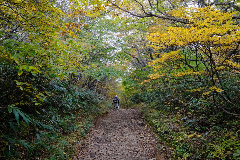 【紅葉登山】安達太良山 (85)