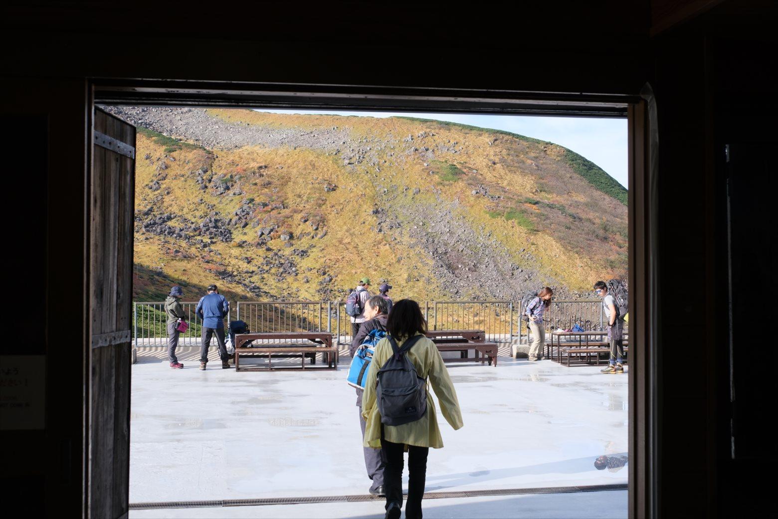【紅葉登山】立山 (16)