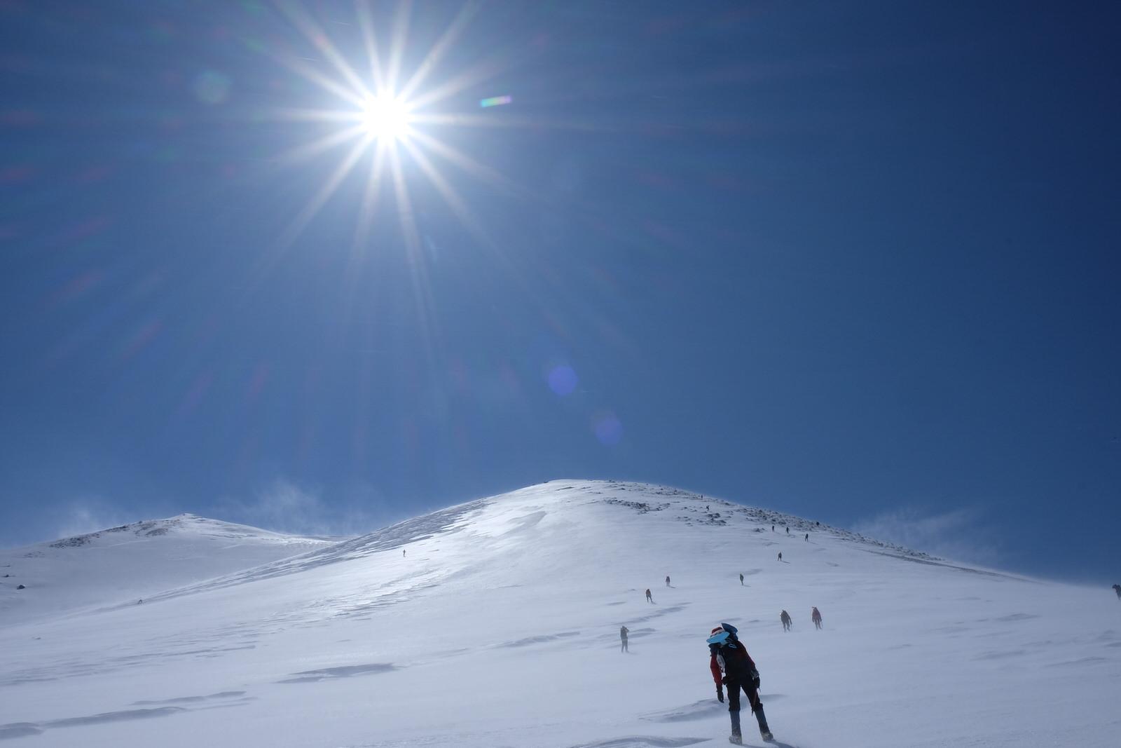 【雪山登山】ピッケル入門にオススメしたい雪山7選