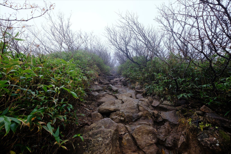【紅葉登山】磐梯山 (32)