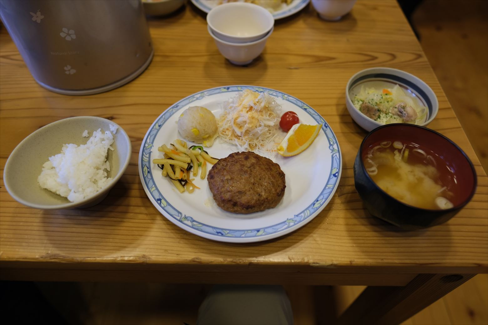 【秋山登山】赤石岳・荒川三山 (149)