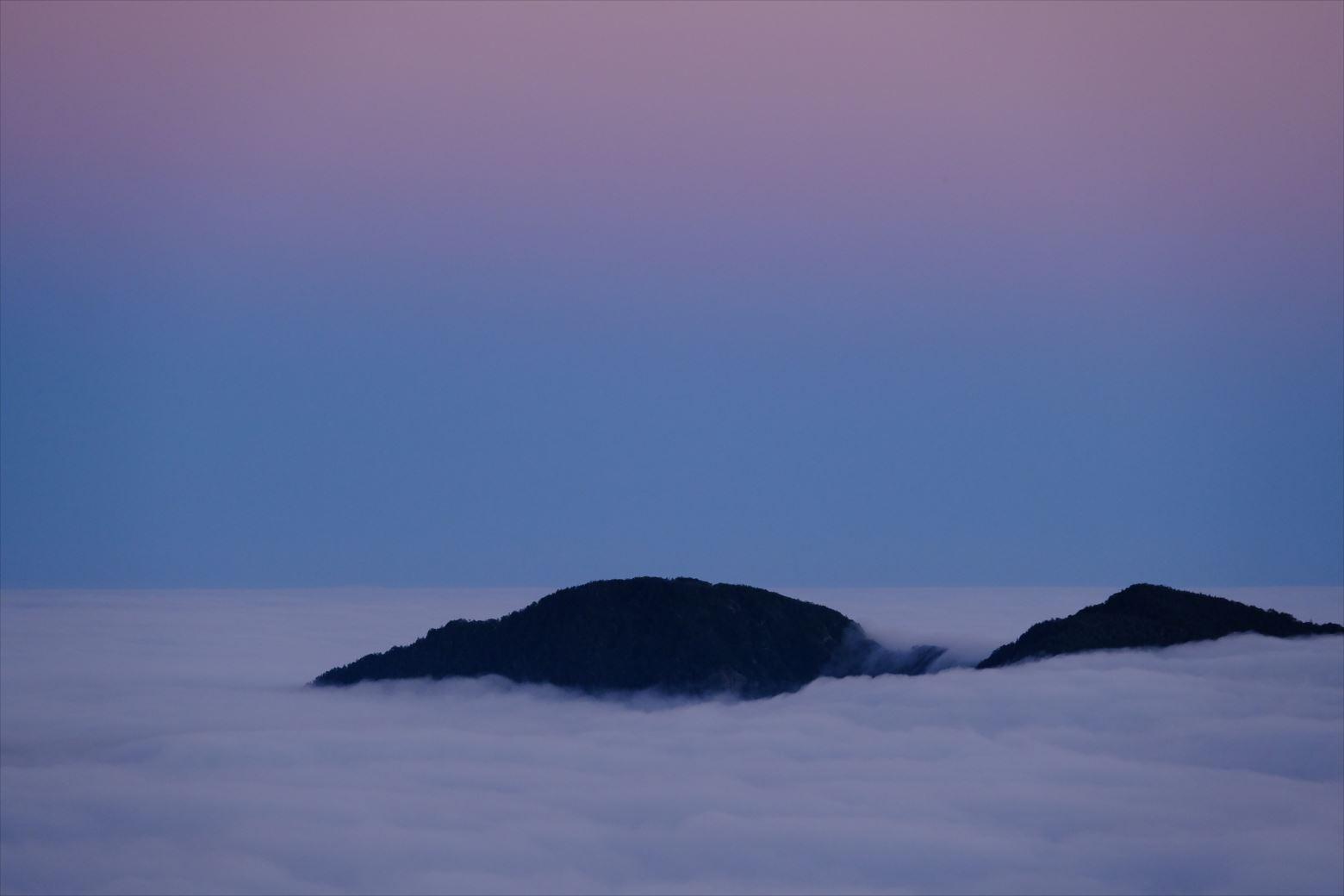 【秋山登山】赤石岳・荒川三山 (152)