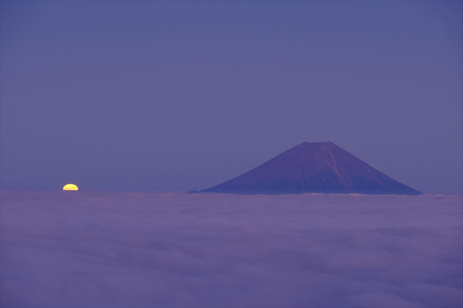 【秋山登山】赤石岳・荒川三山 (154)