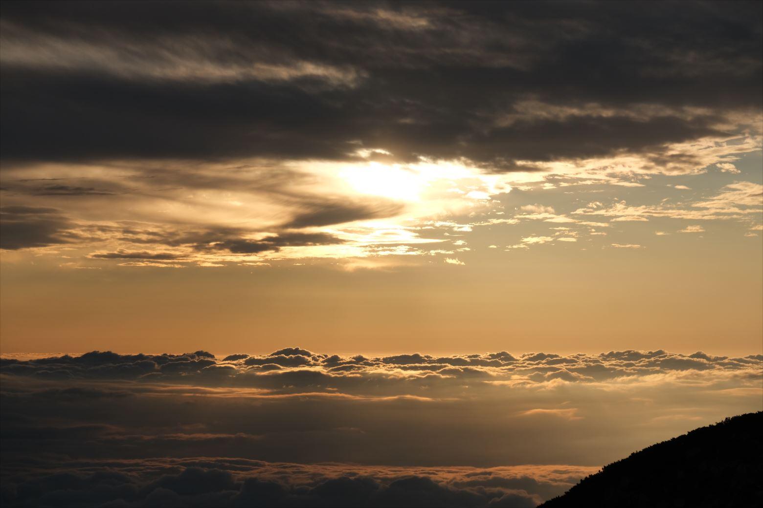 【秋山登山】赤石岳・荒川三山 (50)