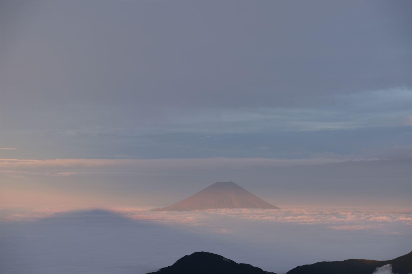 【秋山登山】赤石岳・荒川三山 (51)