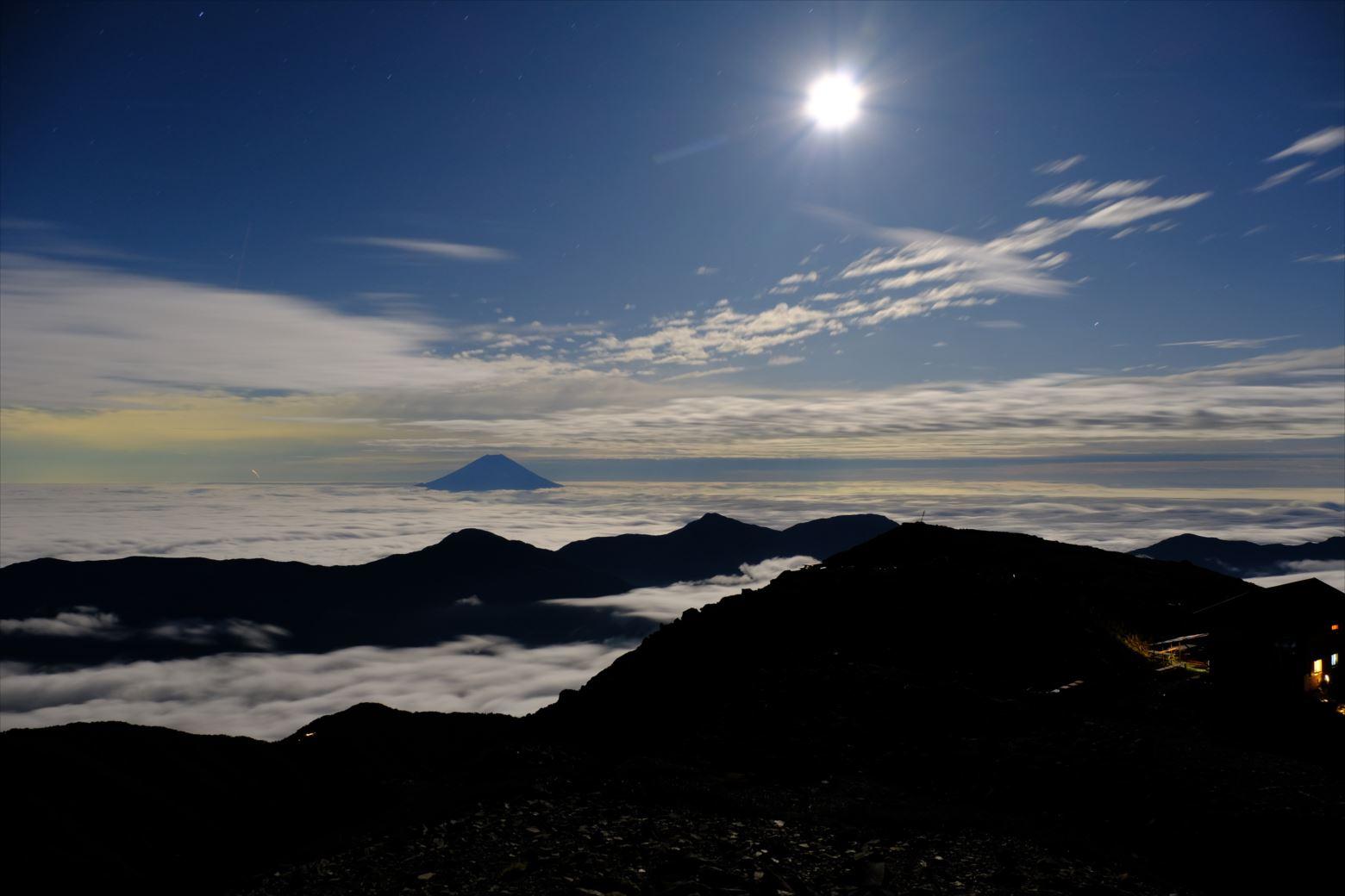 【秋山登山】赤石岳・荒川三山 (67)