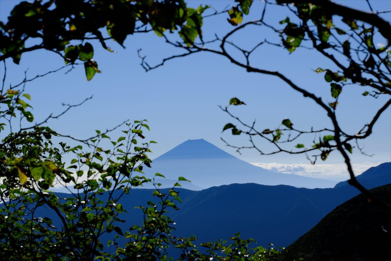 【秋山登山】赤石岳・荒川三山 (90)
