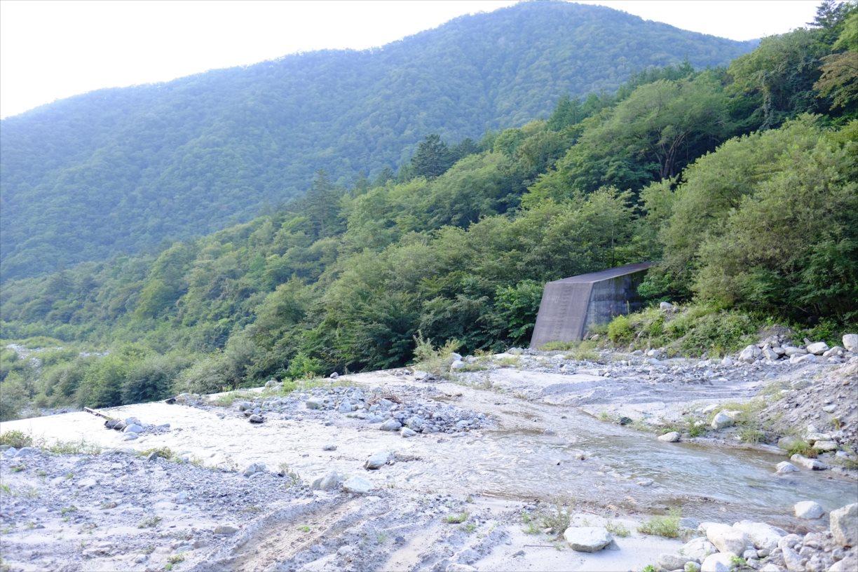 【秋山登山】鳳凰三山 (1)