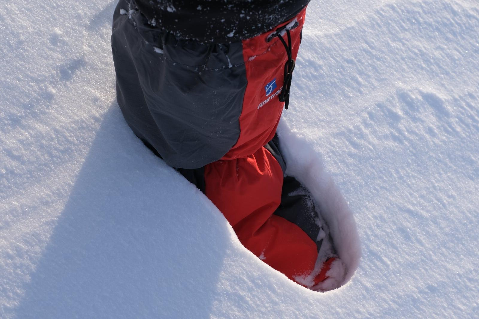 雪山用テントシューズの選び方