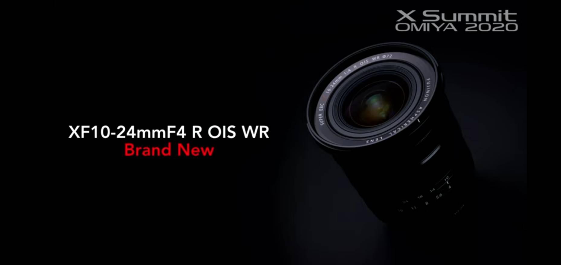 XF10-24mmF4 R OIS WRの5つの進化点